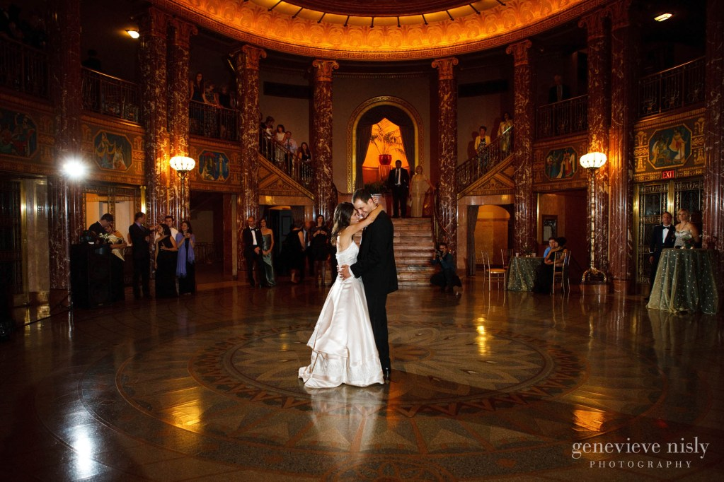 Cleveland, Copyright Genevieve Nisly Photography, Severance Hall, Summer, Wedding