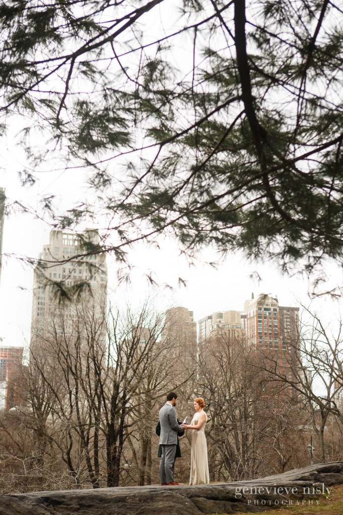 Copyright Genevieve Nisly Photography, New York, New York City, Spring, Wedding