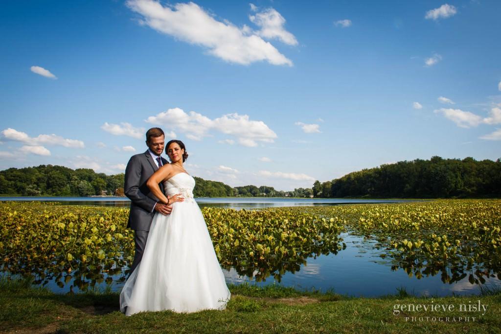 Canton, Ohio, Sippo Lake, Summer, Wedding
