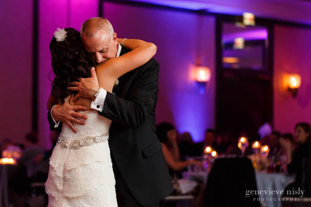 Cleveland, Copyright Genevieve Nisly Photography, Marriott Key Center, Ohio, Spring, Wedding
