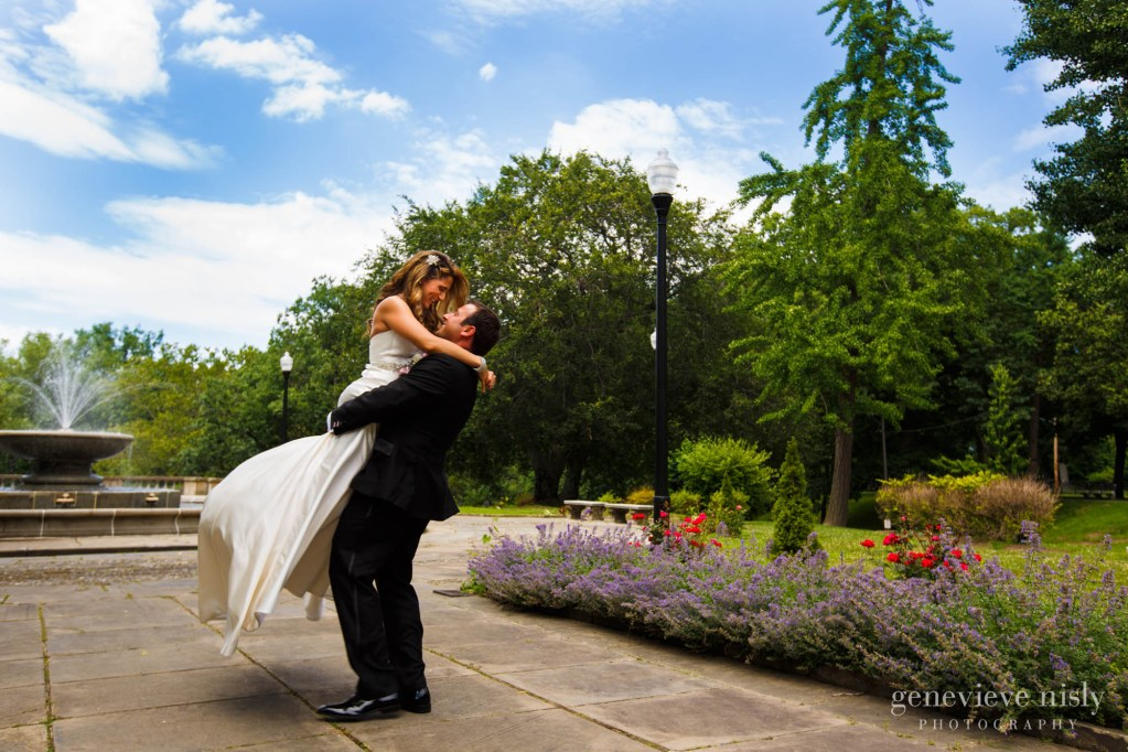 Cleveland, Copyright Genevieve Nisly Photography, Cultural Gardens, Ohio, Summer, Wedding