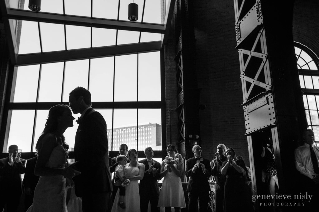 Cleveland, Copyright Genevieve Nisly Photography, Ohio, Summer, Wedding, Windows on the RIver