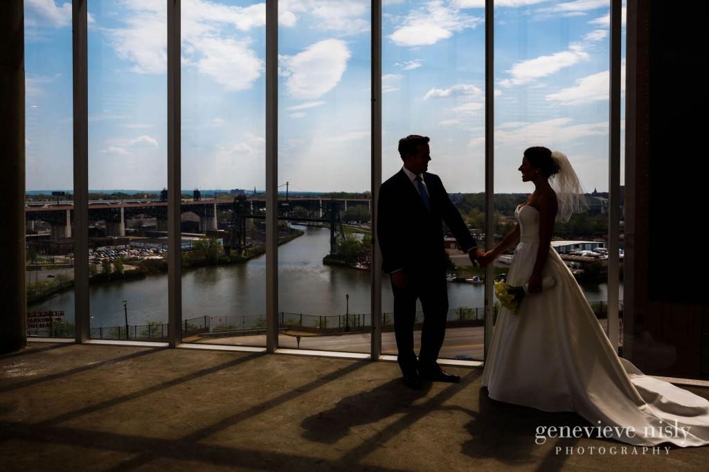 Cleveland, Copyright Genevieve Nisly Photography, Downtown Cleveland, Ohio, Ritz Carlton, Spring, Wedding