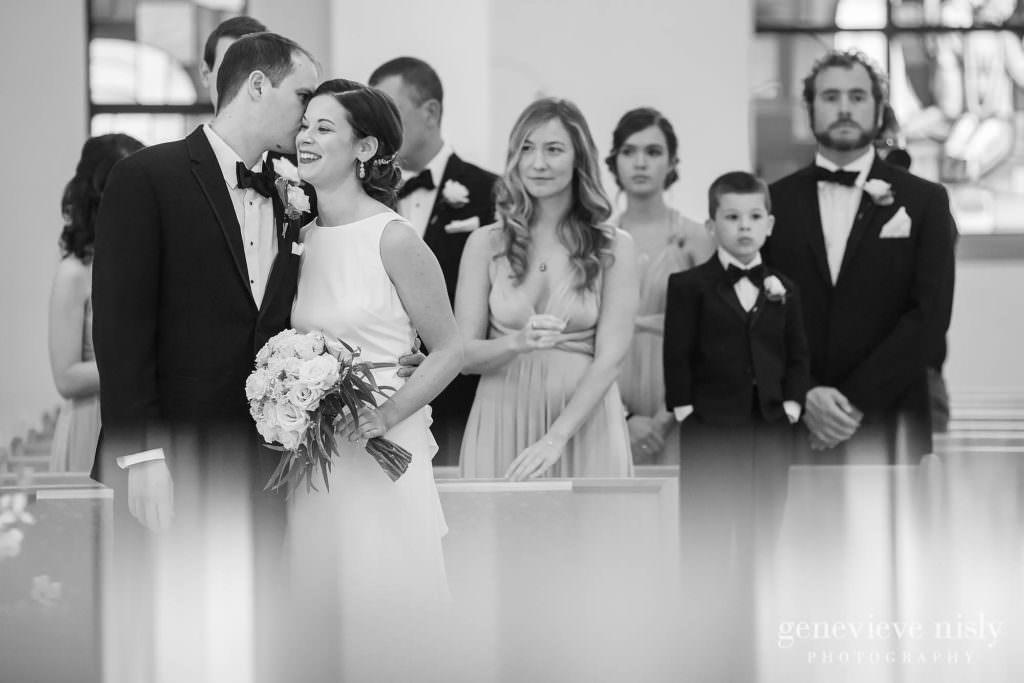 Canton, Copyright Genevieve Nisly Photography, Ohio, Spring, Walsh University, Wedding