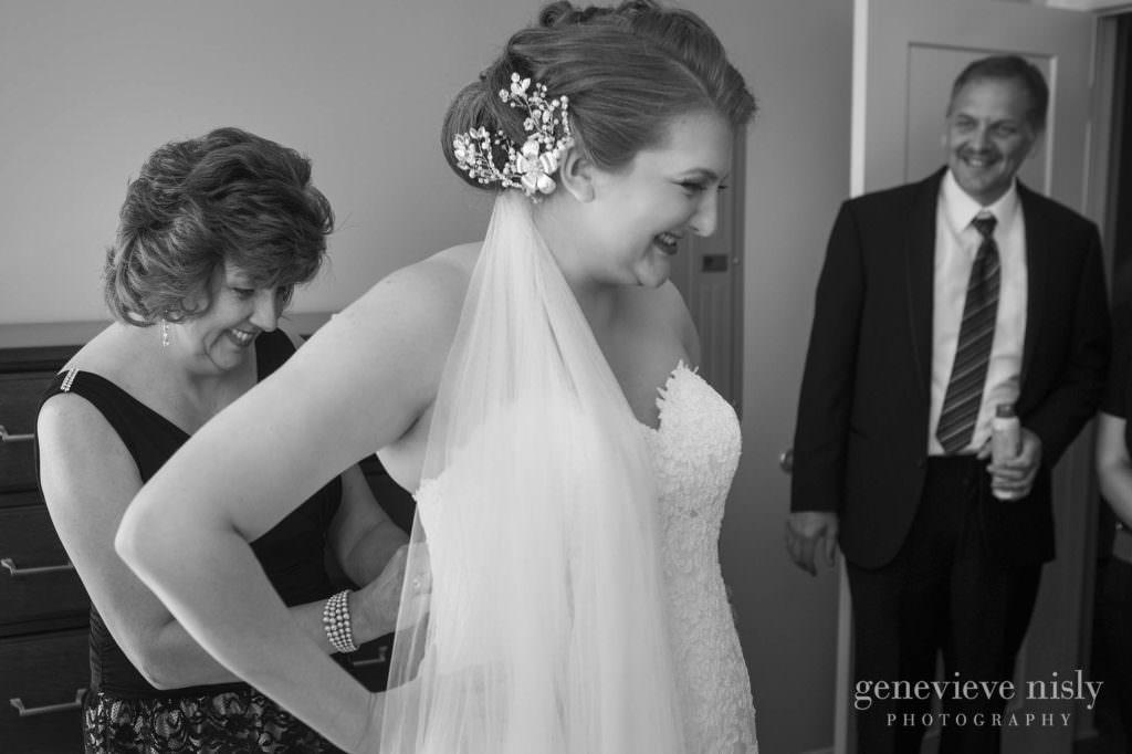 Wedding, Summer, Ohio, Canton, The Historic Onesto