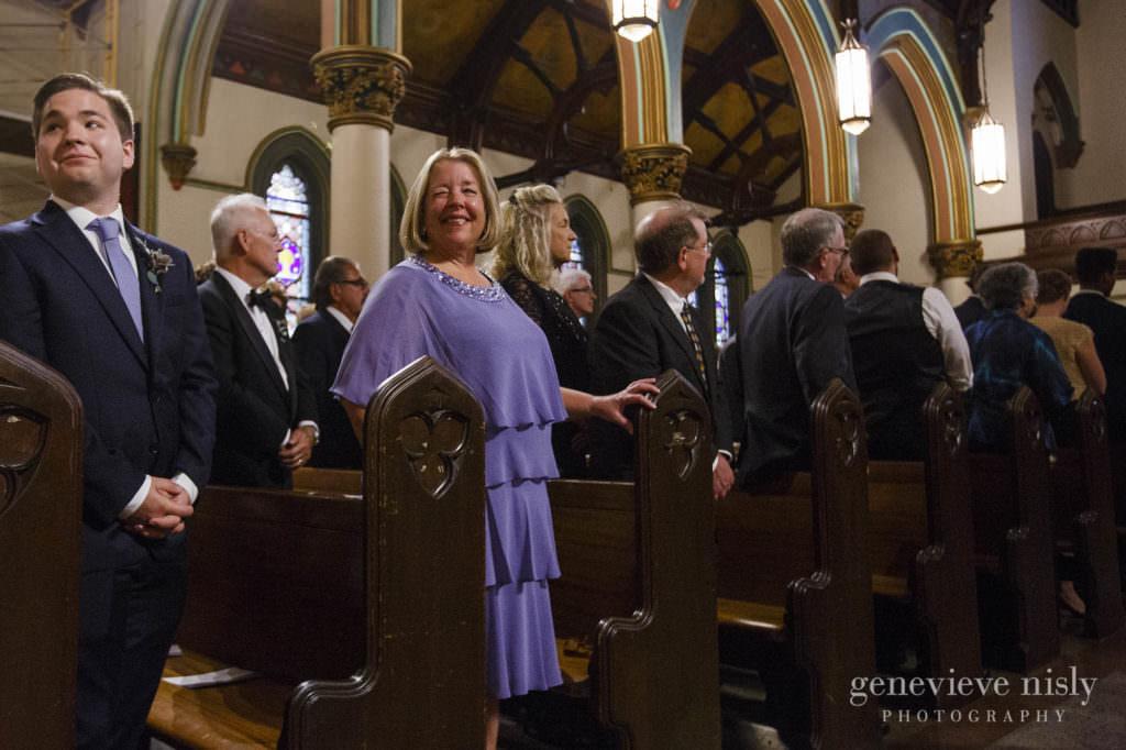 Wedding, Copyright Genevieve Nisly Photography, Fall, Ohio, Cleveland, St. Paul's Shrine