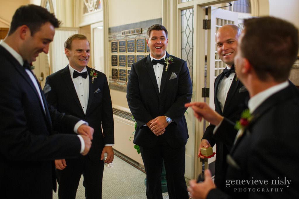 Canton, Copyright Genevieve Nisly Photography, Fall, Wedding, Ohio, St Peter Catholic Church