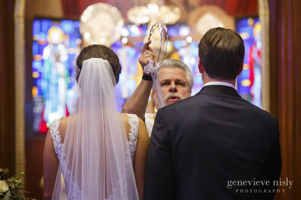 Canton, Wedding, Fall, Ohio, Copyright Genevieve Nisly Photography, St. Haralambos