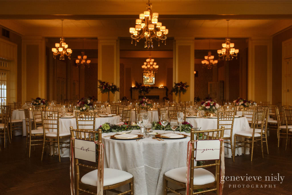 Wedding, Copyright Genevieve Nisly Photography, Fall, Ohio, Canton, Brookside Country Club