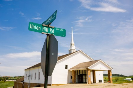 Union Hill United Methodist Church Wedding
