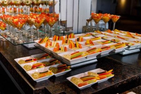 davis catering