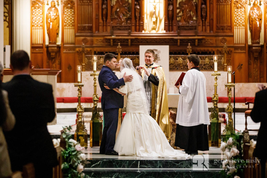 Wedding, Category, Copyright Genevieve Nisly Photography, Seasons, Summer, Ohio, Cleveland, St. John's Cathedral