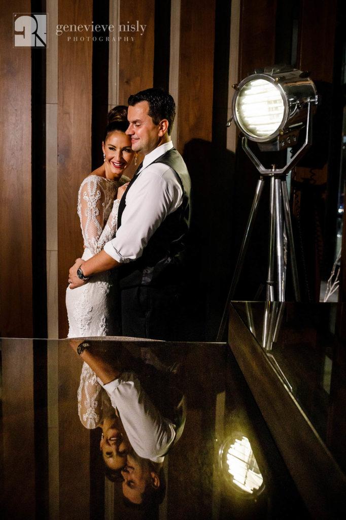 Copyright Genevieve Nisly Photography, Wedding, Cleveland, The Westin