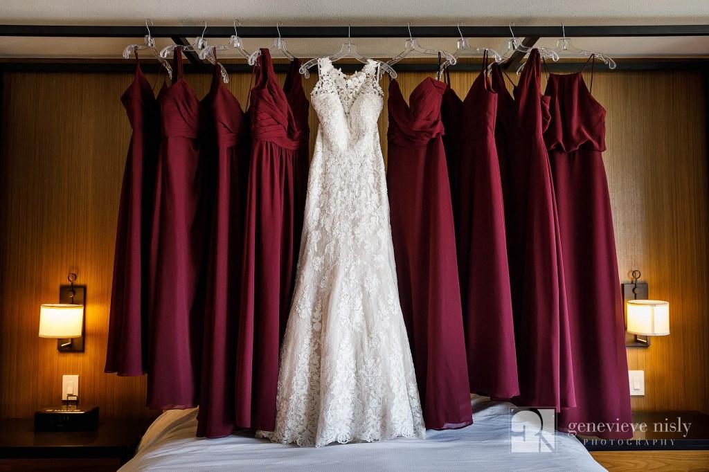 Wedding, Ohio, Cleveland, Hilton Cleveland Downtown