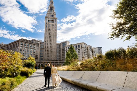 Wedding, Cleveland, Public Square