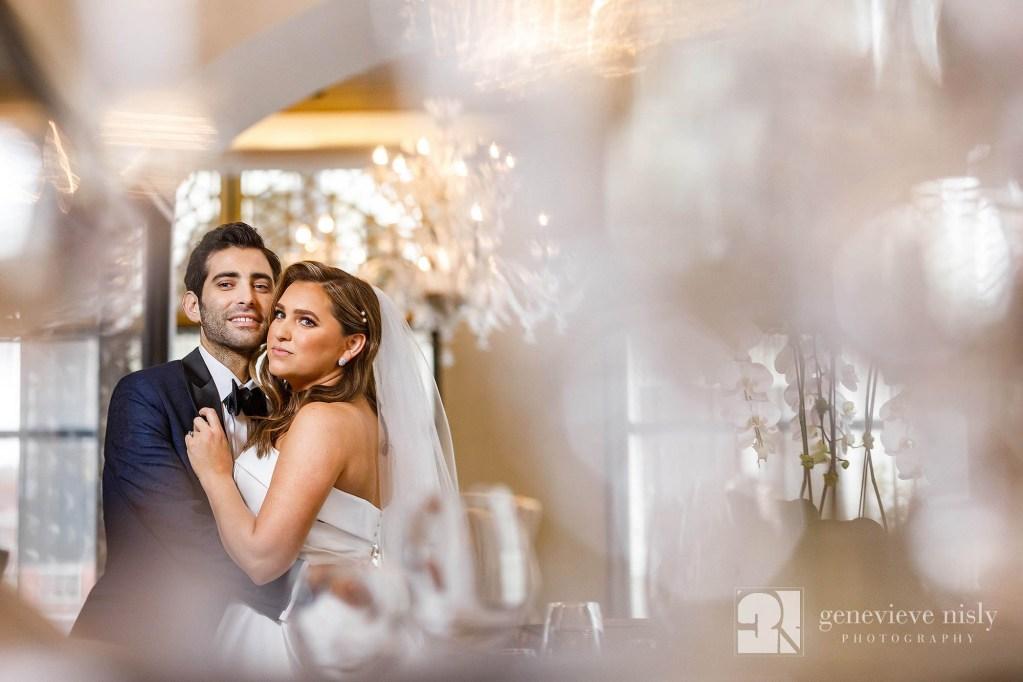 Copyright Genevieve Nisly Photography, Wedding, Cleveland, St. Clair Ballroom