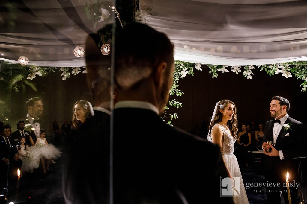 Copyright Genevieve Nisly Photography, Cleveland, Wedding, Ohio, Hilton Cleveland Downtown