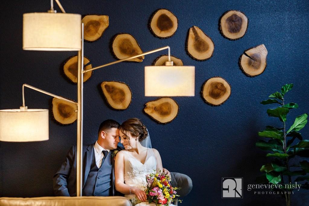 Encore Hall wedding ceremony and reception in Sugarcreek, Ohio