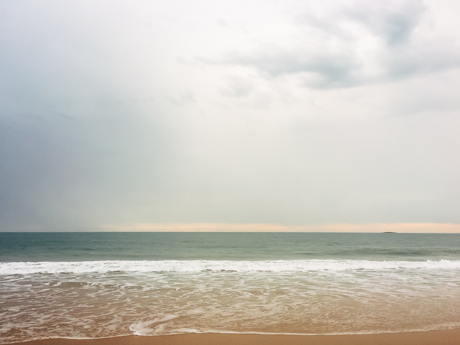 Port Eliot Beach - photo by Jennifer Sando