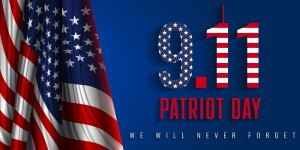 9.11 Patriot Day We Will Never Forget