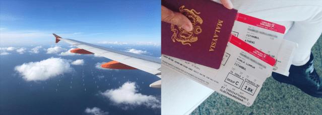 Cara Nak Beli Tiket Flight Murah Yang Ramai Tak Tahu