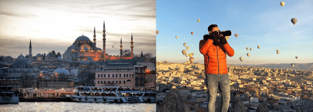 Menjelajahi Turki Selama 11 Hari Dengan Modal Hanya RM3750. Memang Sempoi!