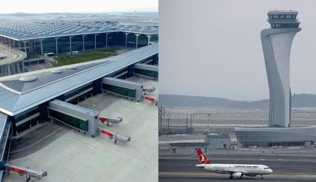 Fuh! Istanbul Airport Baru Yang Mengganti Attaturk Airport Lagi Besar Lagi Canggih. 2