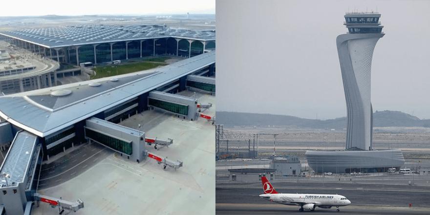 Fuh! Istanbul Airport Baru Yang Mengganti Attaturk Airport Lagi Besar Lagi Canggih. 1