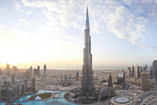 Burj Khalifa Mempunyai 3 Waktu Berbuka Puasa 1