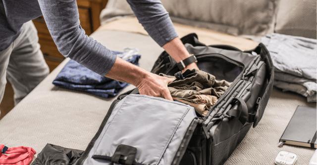 Lipat Baju Style Backpackers