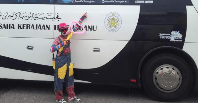 12 Bas Percuma Untuk Rakyat Terengganu Balik Raya Tahun Ini