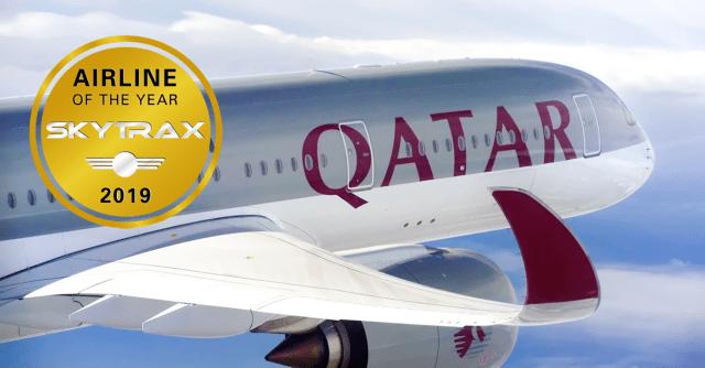 Air Asia & Qatar Airways Ungguli Anugerah Syarikat Penerbangan Dunia Skyrax 2019