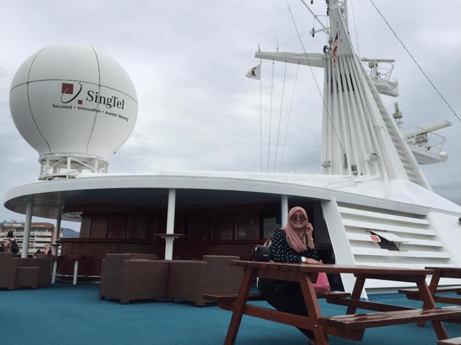 Pengalaman Menarik Bercuti Dengan Cruise Selama 5H4M. Berbaloi! 20