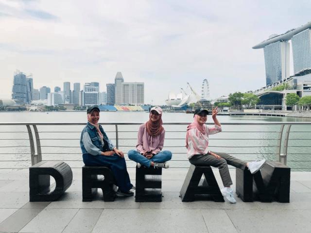 Trip Singapura Selama 3 Hari Dengan Kos RM200 Sahaja. Gadis Ini Buktikan Ianya Boleh 1