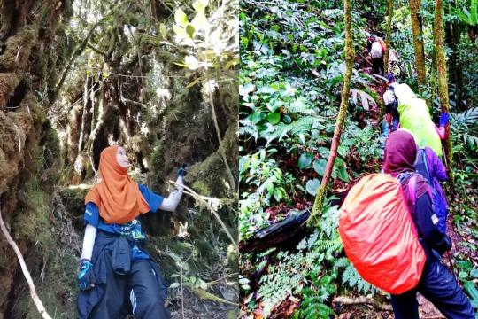 Gadis Ini Kongsikan Tips Elak Jadi Zombi Ketika Hiking 3