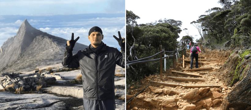 Persedian Dan Tips Mendaki Gunung Kinabalu 4