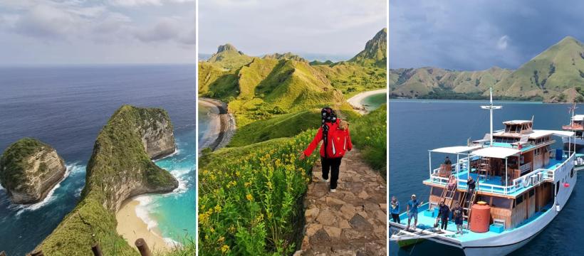 Nusa Penida Dan Flores Di Indonesia Kombinasi Terbaik Untuk Yang Sukakan Alam Semulajadi 3