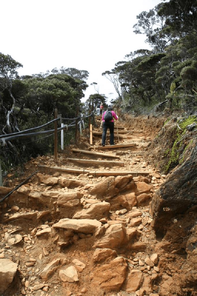 Tips & Persediaan Mendaki Gunung Kinabalu 4