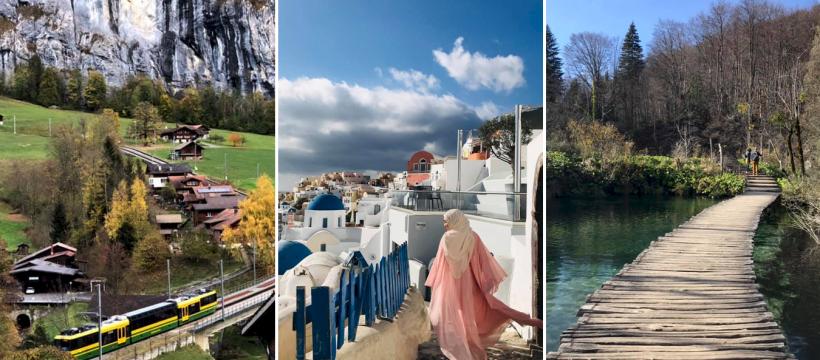 Trip Melancong ke Eropah Idaman Ramai Orang, Tawan 14 Negara. Wanita Ini Kongsikan Itinerarinya 2