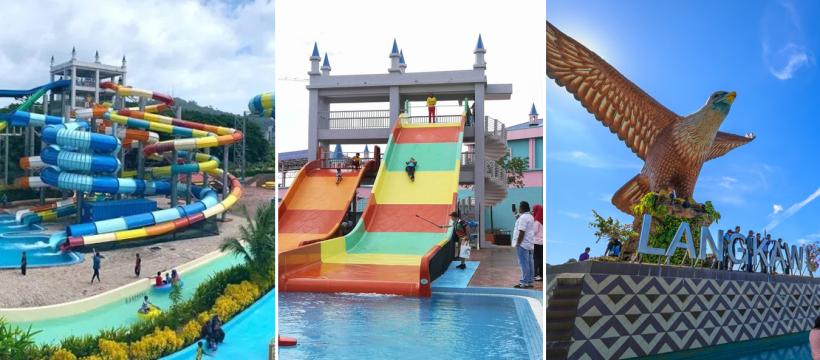 Taman Tema Air Splash Out Langkawi, Satu Lagi Tarikan Terbaru Yang Anda Kena Cuba! 4