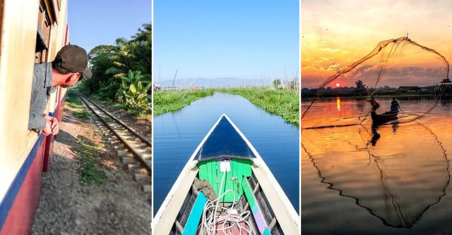Jelajah Ke Myanmar Dengan Bajet RM876. Lelaki Ini Kongsikan Itinerarinya