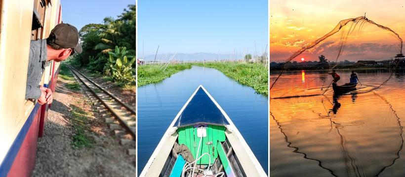 Jelajah Ke Myanmar Dengan Bajet RM876. Lelaki Ini Kongsikan Itinerarinya 1