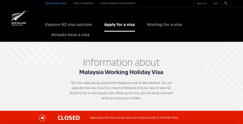 Jom Mohon Visa Travel Sambil Kerja DI New Zealand. Bakal Di Buka 23 Januari Nanti 1