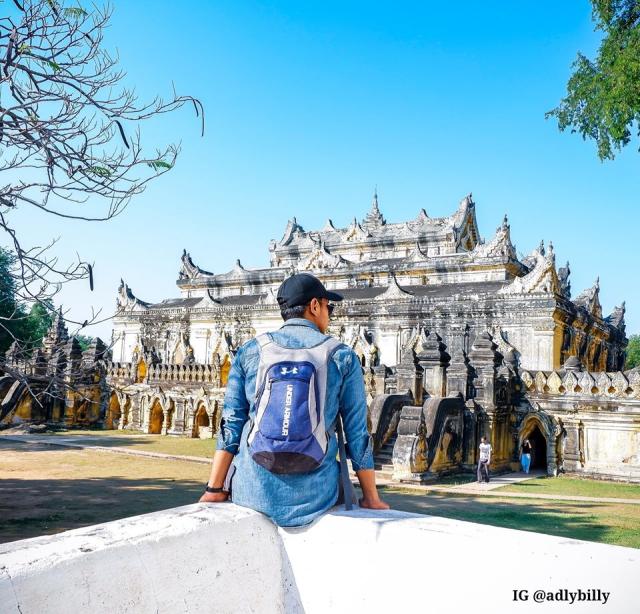 Jelajah Ke Myanmar Dengan Bajet RM876. Lelaki Ini Kongsikan Itinerarinya 5