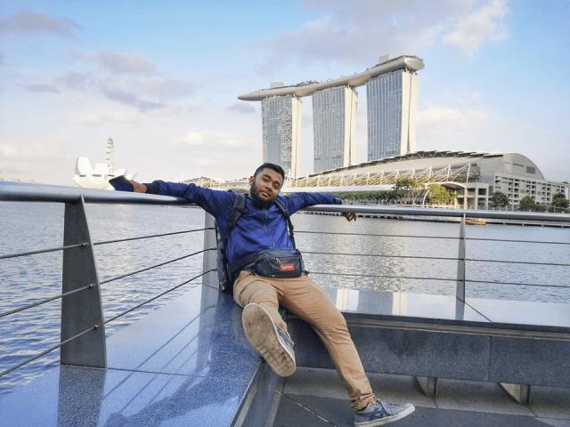 Jelajah Ke 5 Sempadan Asia Tenggara Dengan Motosikal Ysuku Selama 13 Hari. Steady! 4