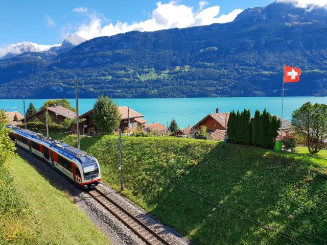 7 Hari Di Switzerland. Wanita Ini Kongsikan Itinerari Dan View Swiss Terbaik Untuk Peminat Nature! 2