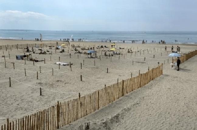Pantai Di Paris Dibuka Untuk Orang Awam Tetapi Kena Buat Tempahan Ruang Dulu 2