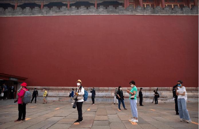 Jutaan Rakyat China Sakan Melancong Dalam Negara Sempena Cuti Umum 2