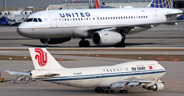 AS Dan China Sekat Penerbangan Antara Mereka