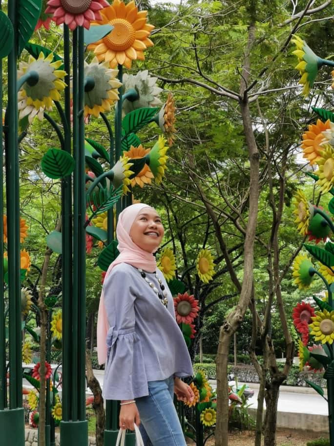 Lokasi Instagrammable Sambil 'OOTD' Di Sekitar Lembah Klang 19